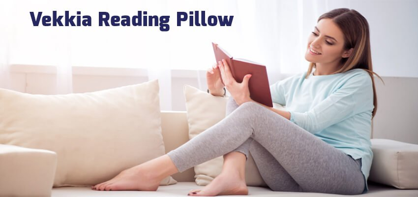 Vekkia Reading Pillow