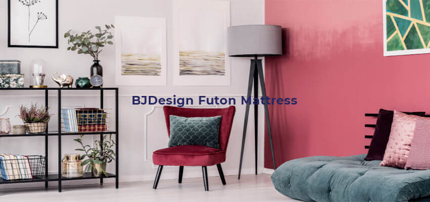 BJDesign Futon Mattress