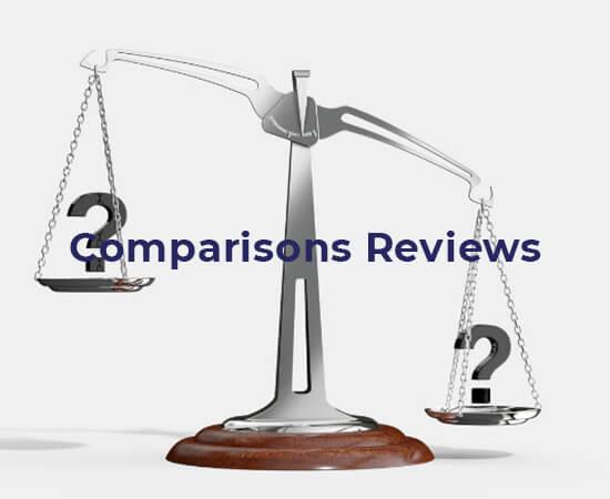 Comparisons Reviews