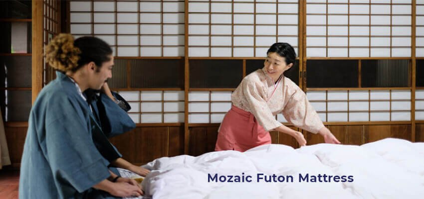 Mozaic Futon Mattress