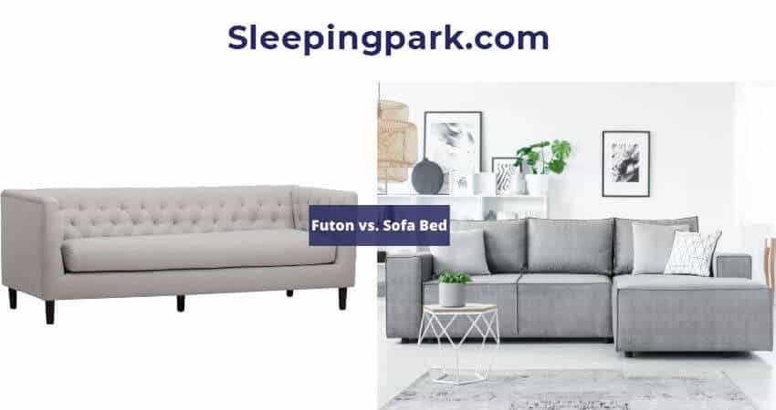 Futon vs. Sofa Bed –which one is more comfortable for sleeper