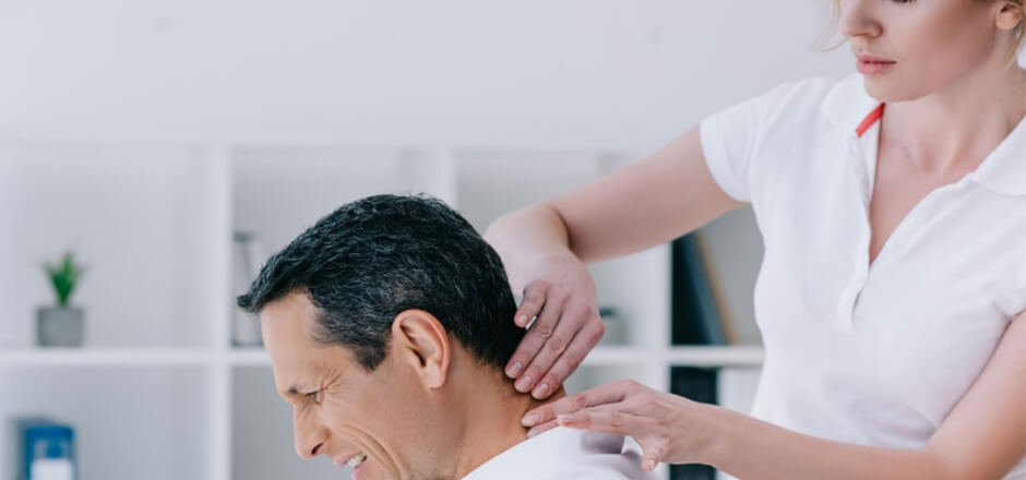 The Main Causes of Shoulder or Neck Pain