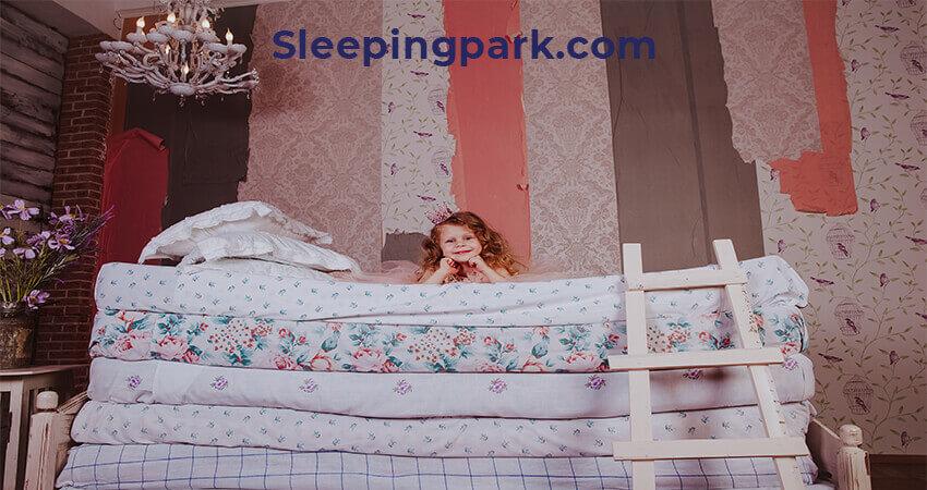 A Toddler Sleep On
